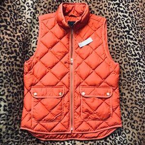 🧡 Jcrew's best seller excursion vest